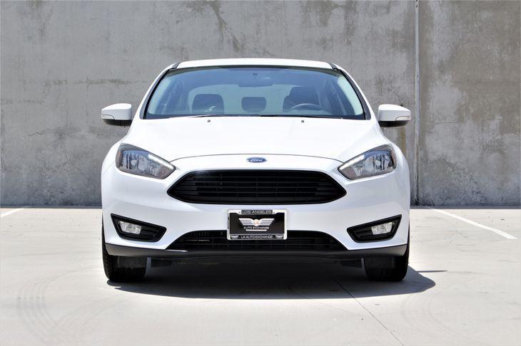 2017 Ford Focus SE Engine 10L Ecoboost Sfe Audio Smart Device Integration Convenience Steeri