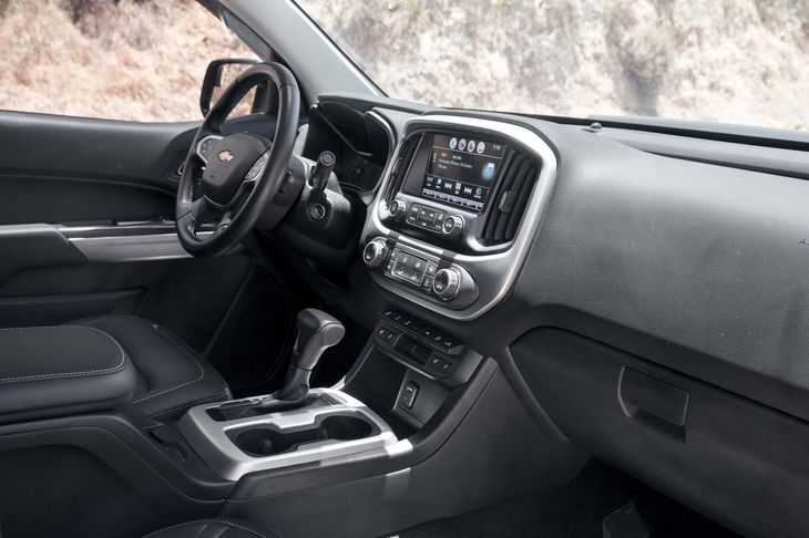 2017 CHEVROLET COLORADO ZR2