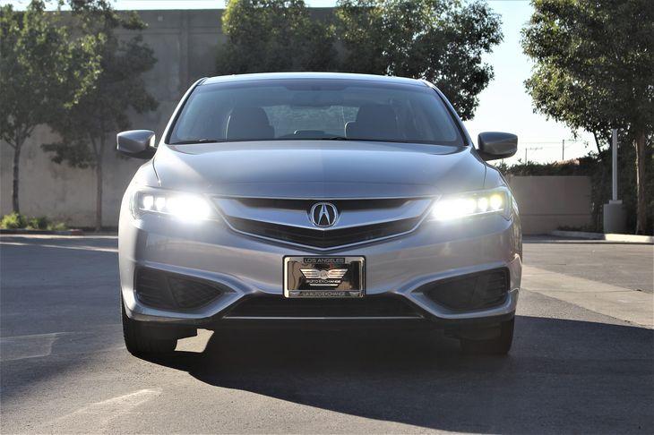 2016 Acura ILX wPremium Convenience Adjustable Steering Wheel Mirrors Heated Mirrors Mirrors