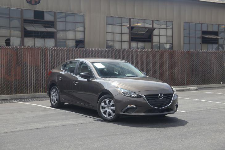 2014 Mazda Mazda3 i SV Audio Auxiliary Audio Input Brakes 4-Wheel Disc Brakes Brakes Abs Con