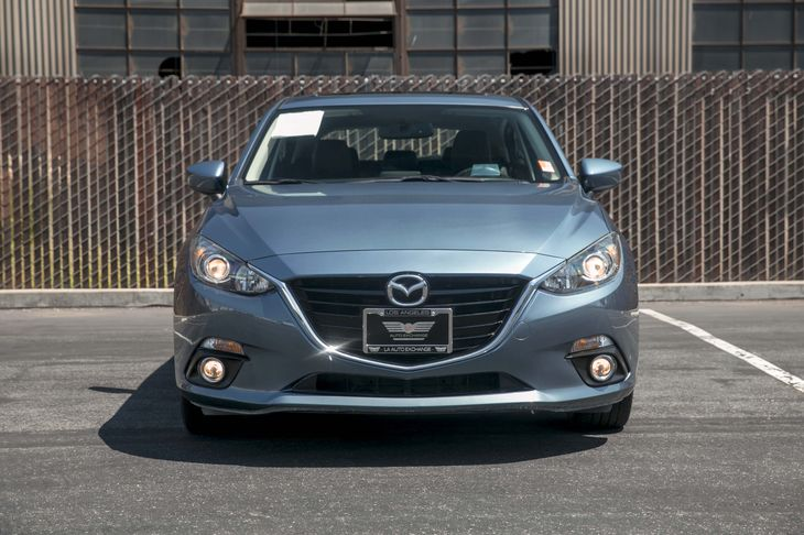 2015 Mazda Mazda3 s Touring Air Conditioning Multi-Zone AC Audio Auxiliary Audio Input Audio