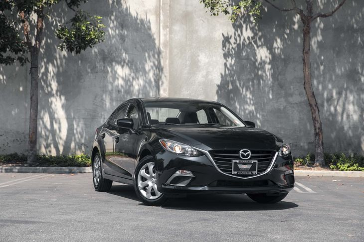 2015 Mazda Mazda3 i Sport Audio Auxiliary Audio Input Audio Hd Radio Convenience Cruise Contr
