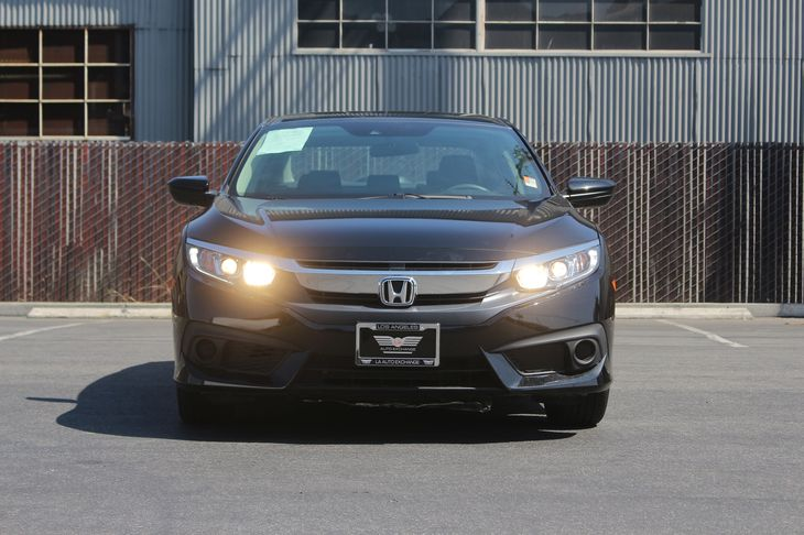 2017 Honda Civic Sedan LX wHonda Sensing  Crystal Black Pearl TAKE ADVANTAGE OF OUR PUBLIC W