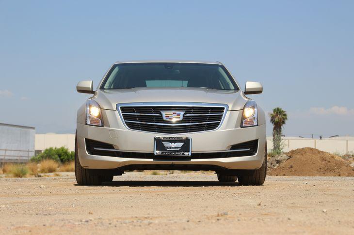 2015 Cadillac ATS Sedan 20T Engine 20L Turbo I4 Di Dohc Vvt Gold TAKE ADVANTAGE OF OUR