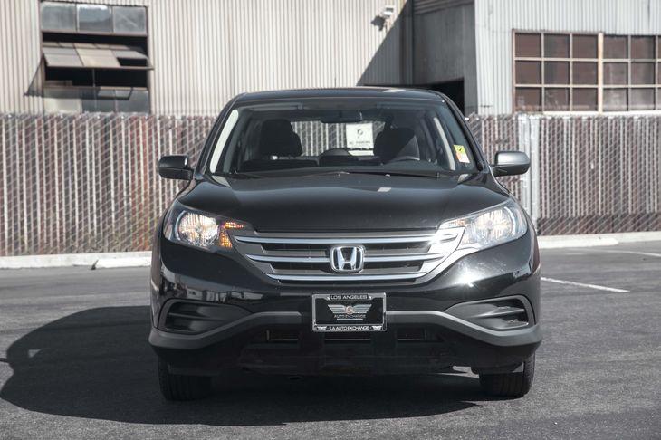 2014 Honda CR-V LX Audio Auxiliary Audio Input Audio Cd Player Bluetooth Handsfreelink Wireles