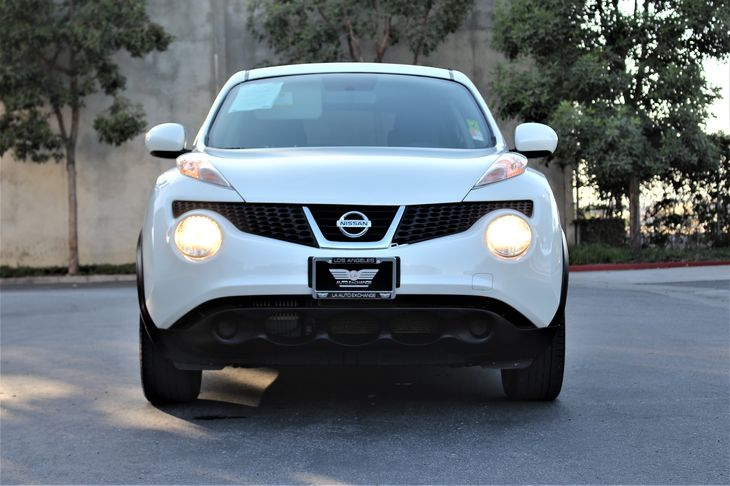 2013 Nissan JUKE SV Air Conditioning Climate Control Fuel Economy 27 Mpg City  32 Mpg Highway