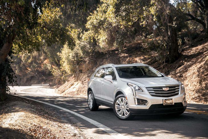 2018 Cadillac XT5 Premium Luxury Engine 36L V6 Di Vvt With Automatic StopStart Audio Auxil
