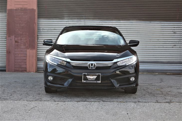 2016 Honda Civic Sedan Touring  Crystal Black Pearl TAKE ADVANTAGE OF OUR PUBLIC WHOLESALE PR