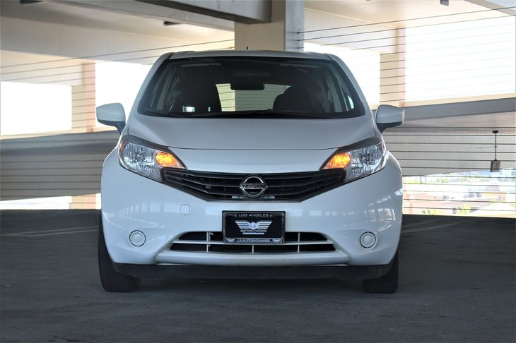 2016 Nissan Versa Note SV Passenger Capacity 5 Aspen White Pearl TAKE ADVANTAGE OF OUR PUBLI