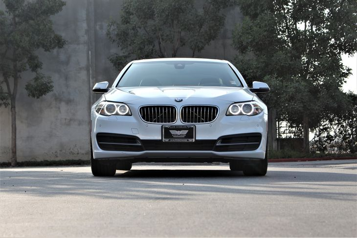 2014 BMW 5 Series 535i Engine Straight 6 Cylinder Engine Fuel Economy 20 Mpg City  30 Mpg High