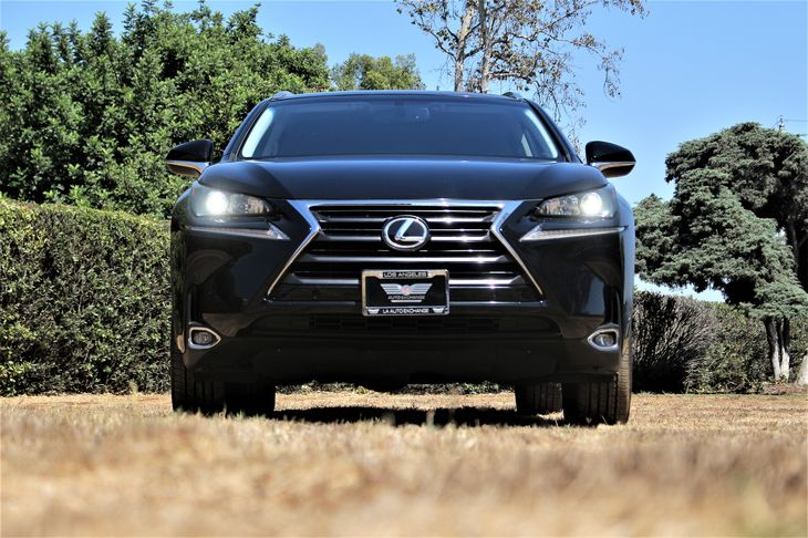 2015 Lexus NX 200t  Air Conditioning Climate Control Convenience Engine Immobilizer Convenienc