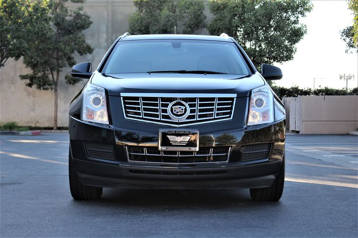2013 Cadillac SRX Luxury Collection  Black Ice Metallic TAKE ADVANTAGE OF OUR PUBLIC WHOLESAL