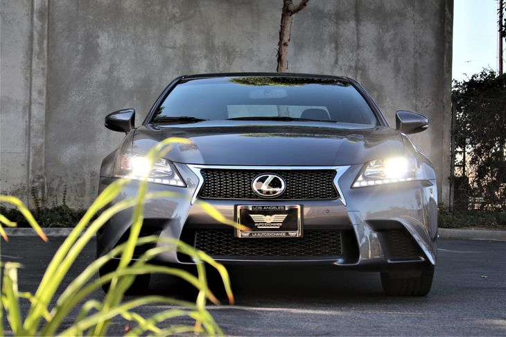 2015 Lexus GS 350 F-Sport  Nebula Gray Pearl All advertised prices exclude government fees and