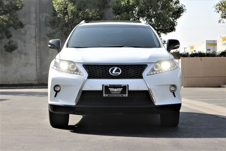 2015 Lexus RX 350 Crafted Line  Ultra White TAKE ADVANTAGE OF OUR PUBLIC WHOLESALE PRICING GO