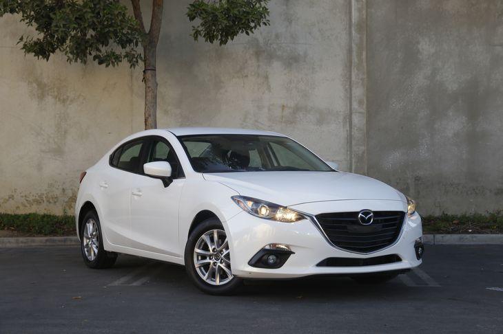 2015 Mazda Mazda3 i Touring Audio Auxiliary Audio Input Audio Hd Radio Brakes Abs Convenienc