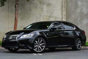 2015 Lexus GS 350 F SPORT Carfax 1-Owner - No Accidents  Damage Reported to CARFAX Air Condition