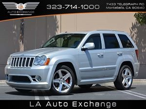 2009 Jeep Grand Cherokee SRT-8 Carfax Report - No Accidents  Damage Reported to CARFAX  Bright