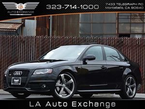 2012 Audi S4 Prestige Carfax 1-Owner Air Conditioning  Climate Control Audi Xenon Plus Headlamp