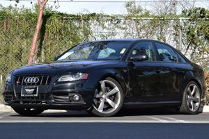 2012 Audi S4 Prestige Carfax 1-Owner 7-Speed S Tronic Transmission Air Conditioning  Climate Co