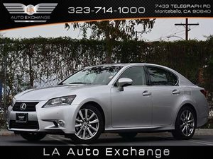 2013 Lexus GS 350  Carfax 1-Owner - No Accidents  Damage Reported to CARFAX  Silver  All adve