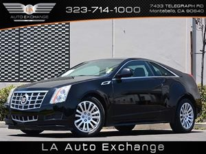 2014 Cadillac CTS Coupe  Carfax 1-Owner Air Conditioning  Climate Control Audio  Premium Sound