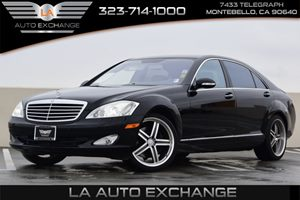 2009 MERCEDES S550 4MATIC Sedan Carfax Report - No Accidents  Damage Reported to CARFAX 4Matic A