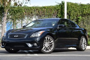 2013 Infiniti G37 Coupe Journey Carfax 1-Owner - No Accidents  Damage Reported to CARFAX 3-Point