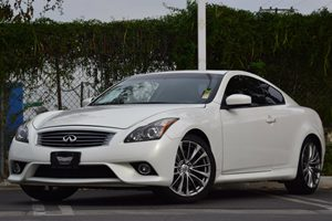 2013 Infiniti G37 Coupe Sport 6MT Carfax 1-Owner - No Accidents  Damage Reported to CARFAX 3-Poi