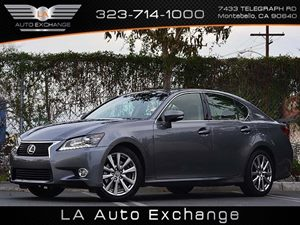 2013 Lexus GS 350  Carfax 1-Owner - No Accidents  Damage Reported to CARFAX  Nebula Gray Pearl