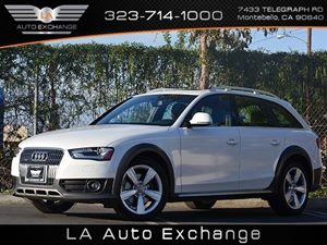 2013 Audi allroad Premium Carfax 1-Owner Air Conditioning  AC Air Conditioning  Climate Contr