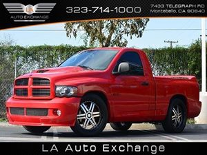 2005 Dodge Ram SRT-10  Carfax Report  Flame Red  All advertised prices exclude government fees