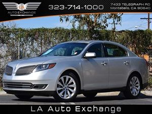 2014 Lincoln MKS  Carfax 1-Owner - No Accidents  Damage Reported to CARFAX Air Conditioning  A
