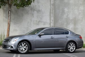 2013 Infiniti G37 Sedan Journey Carfax 1-Owner - No Accidents  Damage Reported to CARFAX 6 Cylin