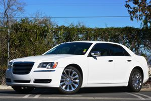 2014 Chrysler 300 Uptown Edition Carfax 1-Owner 6 Cylinders Air Conditioning  AC Audio  AmF