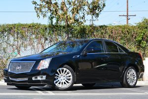 2012 Cadillac CTS Sedan Premium Carfax 1-Owner Air Conditioning  Climate Control Audio  Premiu