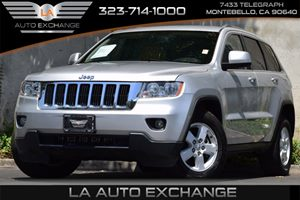 2012 Jeep Grand Cherokee Laredo Carfax 1-Owner - No Accidents  Damage Reported to CARFAX 160-Amp