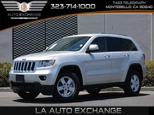 2012 Jeep Grand Cherokee Laredo Carfax 1-Owner - No Accidents  Damage Reported to CARFAX  Brig