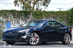 2013 Hyundai Genesis Coupe 38 R-Spec Carfax 1-Owner - No Accidents  Damage Reported to CARFAX A