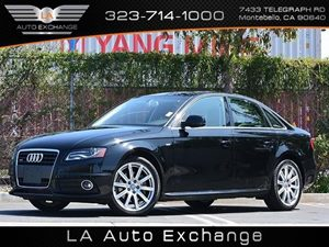 2012 Audi A4 20T Premium Plus Carfax 1-Owner Air Conditioning  Climate Control Convenience  F
