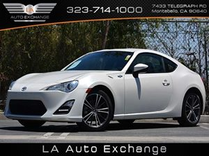 2013 Scion FR-S  Carfax 1-Owner - No Accidents  Damage Reported to CARFAX  Whiteout Keyless E