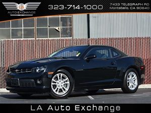 2014 Chevrolet Camaro LT Carfax 1-Owner Air Conditioning  AC Audio  Auxiliary Audio Input Co