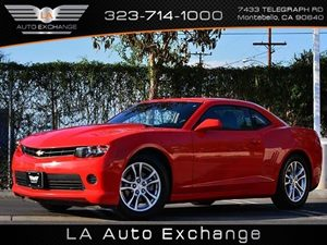2014 Chevrolet Camaro LS Carfax 1-Owner Air Conditioning  AC Audio  Auxiliary Audio Input Co