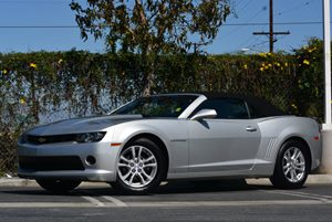 2014 Chevrolet Camaro LT Carfax 1-Owner - No Accidents  Damage Reported to CARFAX Air Conditioni