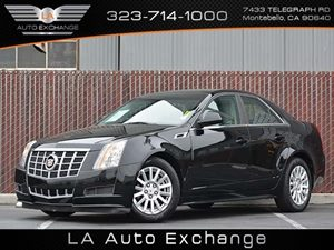 2012 Cadillac CTS Sedan  Carfax 1-Owner Air Conditioning  Multi-Zone AC Audio  Premium Sound