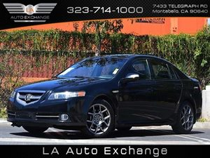 2007 Acura TL Type-S Carfax Report - No Accidents  Damage Reported to CARFAX Air Conditioning