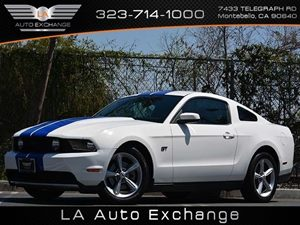 2010 Ford Mustang GT Carfax Report  Performance White  All advertised prices exclude governmen