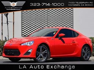 2013 Scion FR-S  Carfax Report  Red  Keyless EntryAluminum WheelsPower Mirrors2 12V DC Pow