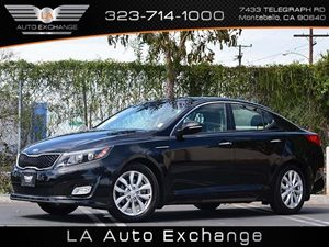 2014 Kia Optima EX Carfax 1-Owner - No Accidents  Damage Reported to CARFAX Air Conditioning  A