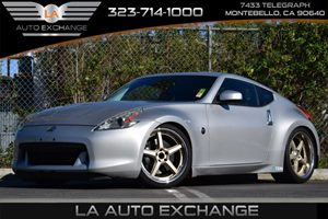 2009 Nissan 370Z  Carfax Report - No Accidents  Damage Reported to CARFAX 37L Dohc Smpi 24-Valv