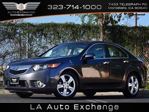 2011 Acura TSX  Carfax 1-Owner - No Accidents  Damage Reported to CARFAX 17 X 75 5-Spoke Al